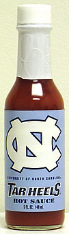 UNC Tarheels Hot Sauce